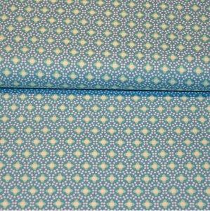 Dapper starflower blue