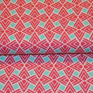 Colour blocking - pink