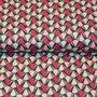 Cotton-Satin-Spandex-Pink