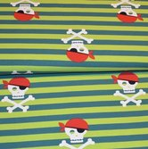 Striped-pirates